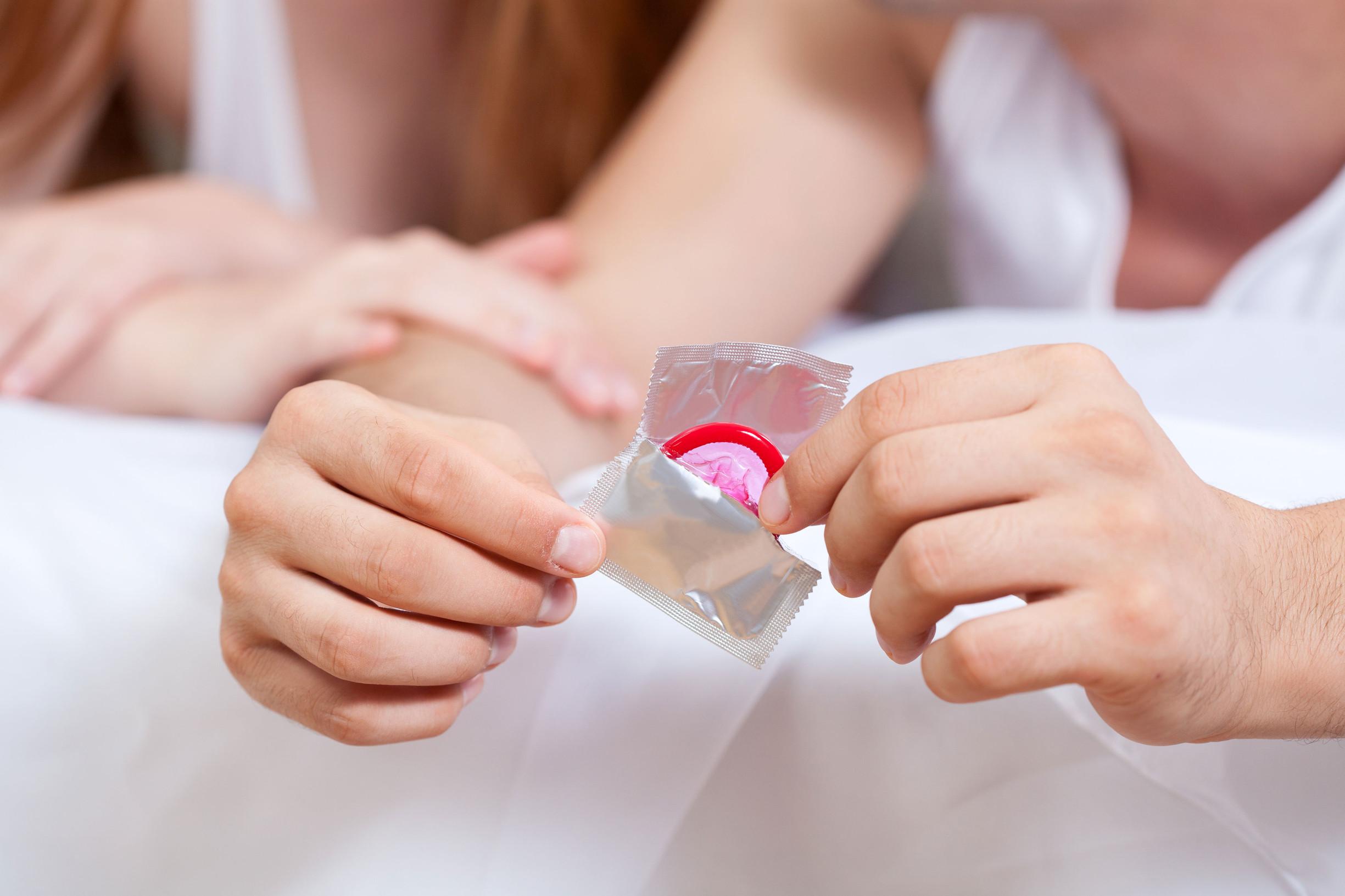kondomin laitto