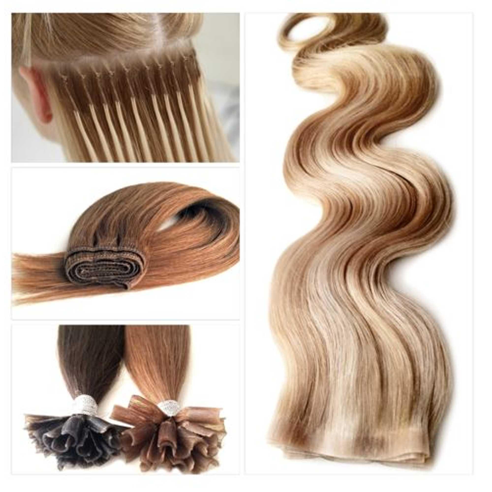 Parhaat hiustenpidennykset toimivat ja kestävät hyvin  707d5d4035