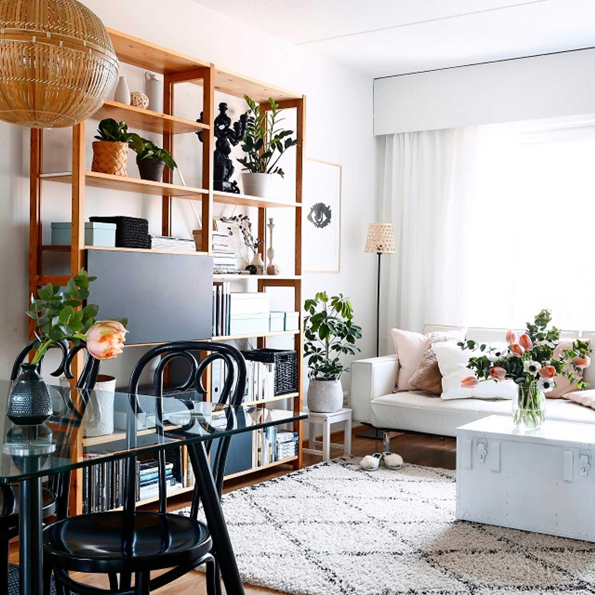 Kaksion monitoimihuone – katso muodonmuutos! | Meillä kotona