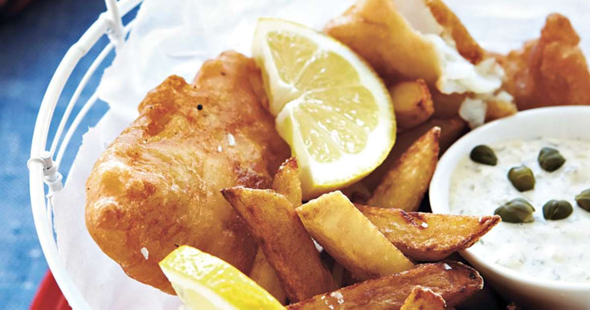 Fish and chips maku for Eds fish and chips